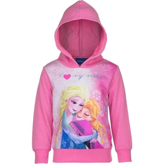 Frozen Kersttrui.Frozen Capuchon Sweater Roze Bestellen Marcelredeker Nl 57