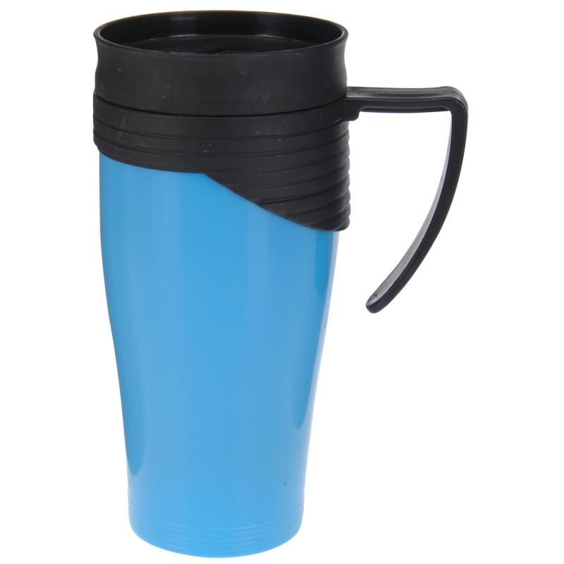 loopschoenen fantastische besparingen nieuw aangekomen Thermosbeker/warm houd beker blauw 420 ml bestellen ...